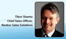 Tibor Shanto, Renbor Sales Solutions