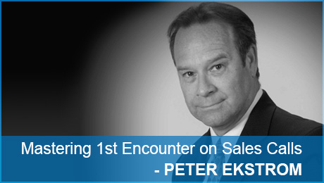 Mastering 1st Encounter on Sales Calls 1
