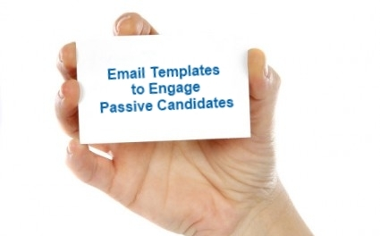 Email templates that gets you 70% response from passive candidates 3