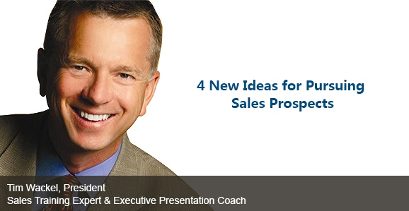 4 New Ideas for Pursuing Sales Prospects 3