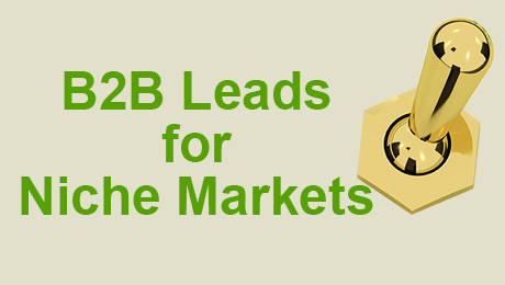 B2B sales lead list