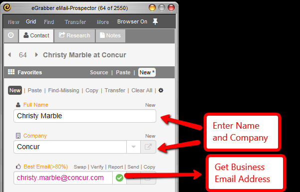 Getting Direct business email address made easy