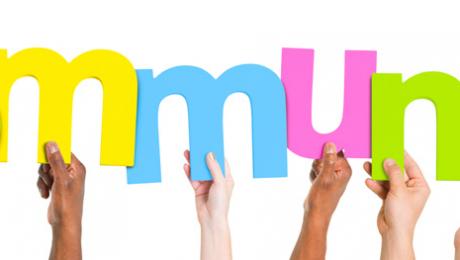 Community Hands Image