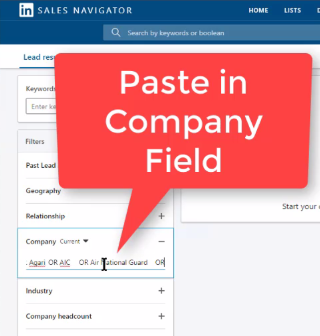 How to use LinkedIn to find new clients for your Recruiting Agency 3