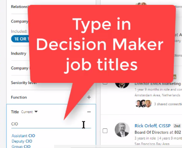 How to use LinkedIn to find new clients for your Recruiting Agency 4