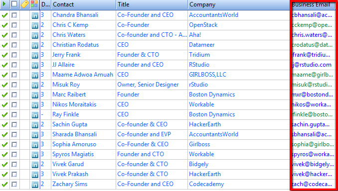 How to find CEO email address? (Step-By-Step) 7