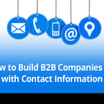 How to Build B2B Companies list with Contact information 1