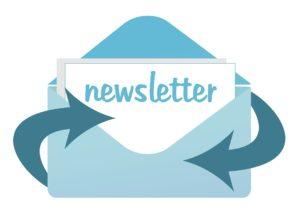build email list through newsletter