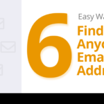 6 Easy Ways to Find Anyone's Email Address 5