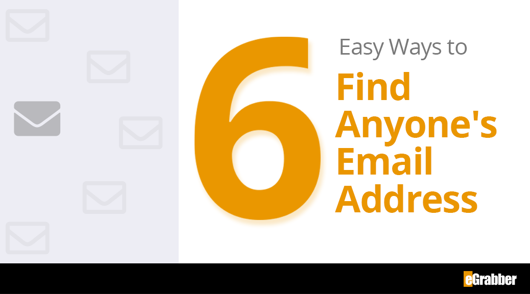 6 Easy Ways to Find Anyone's Email Address 14
