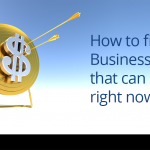 How to find Businesses that can spend right now? 2