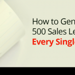 How to Generate Leads in Sales 7