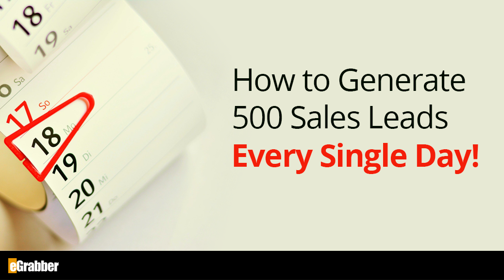 How to Generate Leads in Sales 1