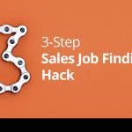 3-Step Sales Job Finding Hack 2