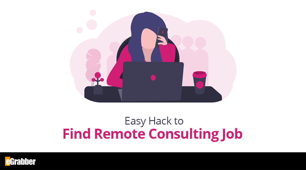 Easy Hack to Find Remote Consulting Job 3