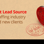 Secret Lead Source for staffing industry to find new clients faster 3