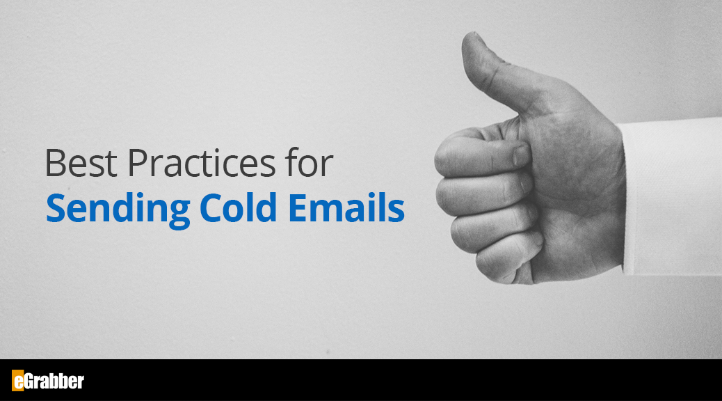 Best Practices for Sending Cold Emails 1