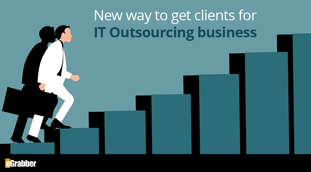 New way to get clients for IT Outsourcing business 1
