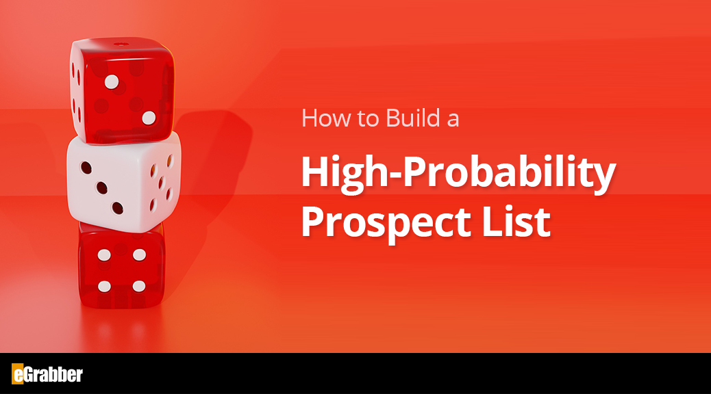 How to Build a High-Probability Prospect List 2