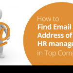 How to Find Email Address of HR manager in Top Companies 2