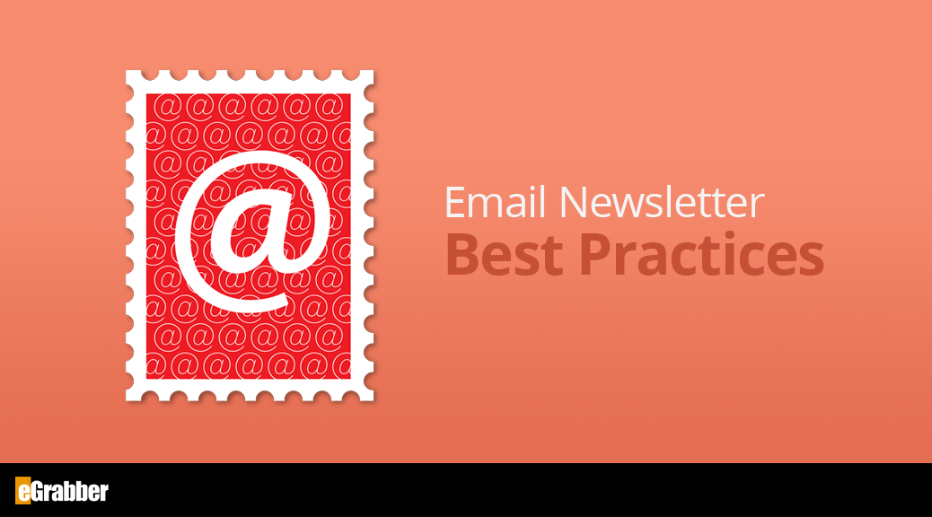 Email Newsletter Best Practices 2