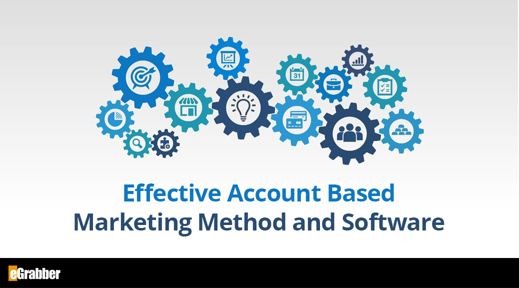 Effective Account Based Marketing Method and Software 10