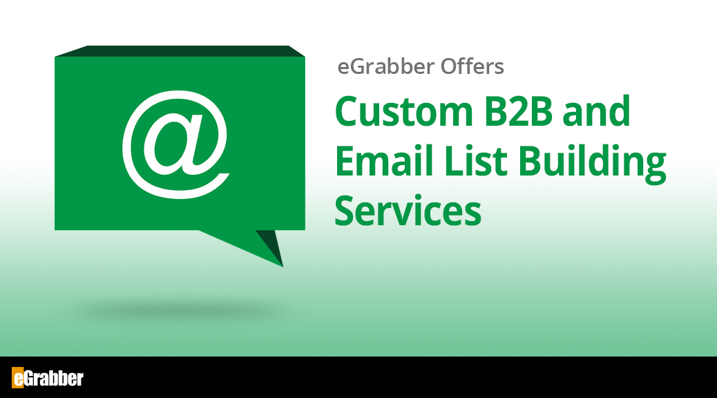 eGrabber Offers Custom B2B and Email List Building Services 8