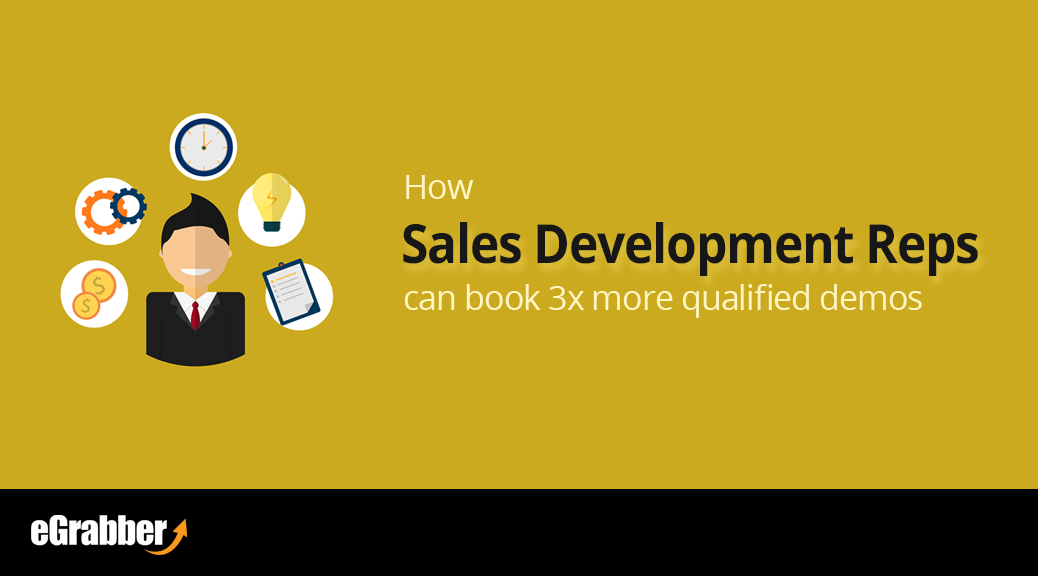 How Sales Development Reps can Book 3x More Qualified Demos 2