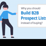 Why you should build B2B prospect lists instead of buying? 2