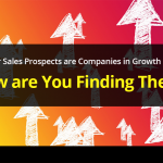 Sales Prospects are Companies in Growth Mode