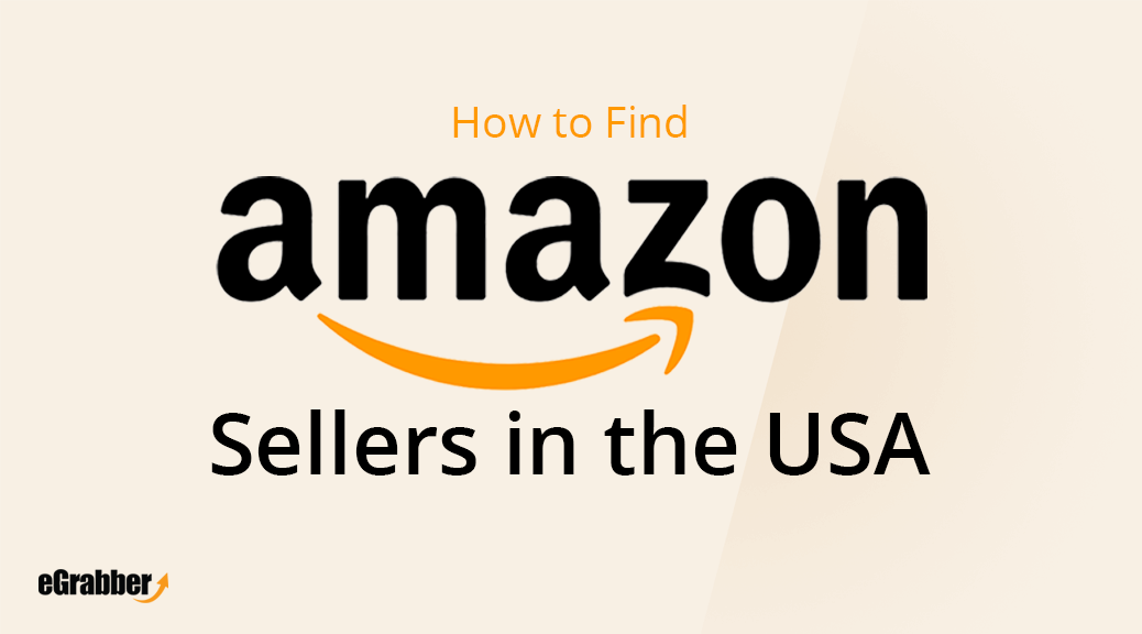How to Find Amazon Sellers in the USA 1