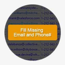 Find Email Addresses of CEO, CFO, VP, Director - Leads