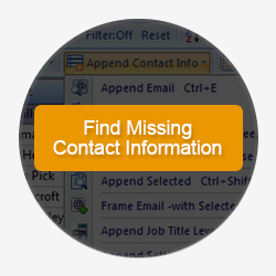 Find a Missing Email Addresses and Phone Number Online
