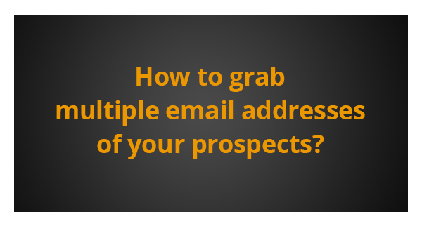 How to Extract Email Addresses from Yellow Pages Directories